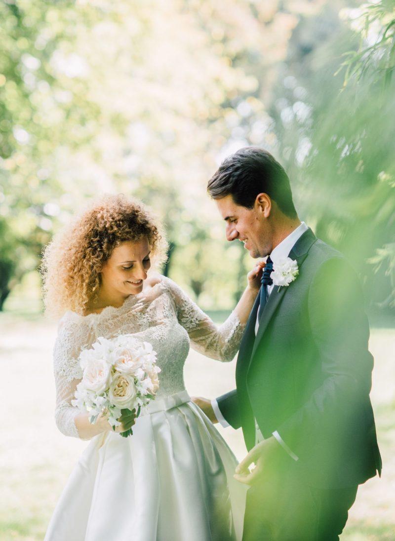 Matrimonio villa correr agazzi